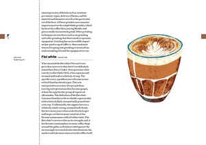 Link to an enlarged 4th image of Coffee Dictionary : An A-z of coffee, from growing & roasting to brewing & tasting -- Hardback
