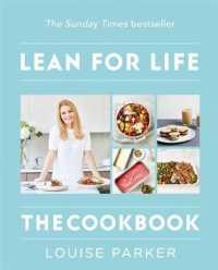 Link to an enlarged image of Louise Parker Method : Lean for Life; the Cookbook