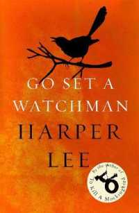 Link to an enlarged image of Go Set a Watchman -- Paperback