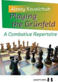 Link to an enlarged image of Playing the Grnfeld : A Combative Repertoire