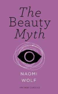 Link to an enlarged image of Beauty Myth (Vintage Feminism Short Edition) (Vintage Feminism Short Editions) -- Paperback / softback