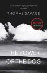 Link to an enlarged image of Power of the Dog : Soon to Be a Netflix Film Starring Benedict Cumberbatch -- Paperback / softback