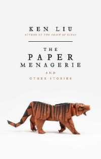 Link to an enlarged image of Paper Menagerie -- Paperback / softback