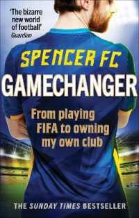 Link to an enlarged image of Gamechanger : From playing Fifa to owning my own club -- Paperback / softback