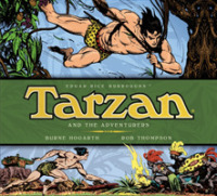 image of Tarzan and the Adventurers (Tarzan)