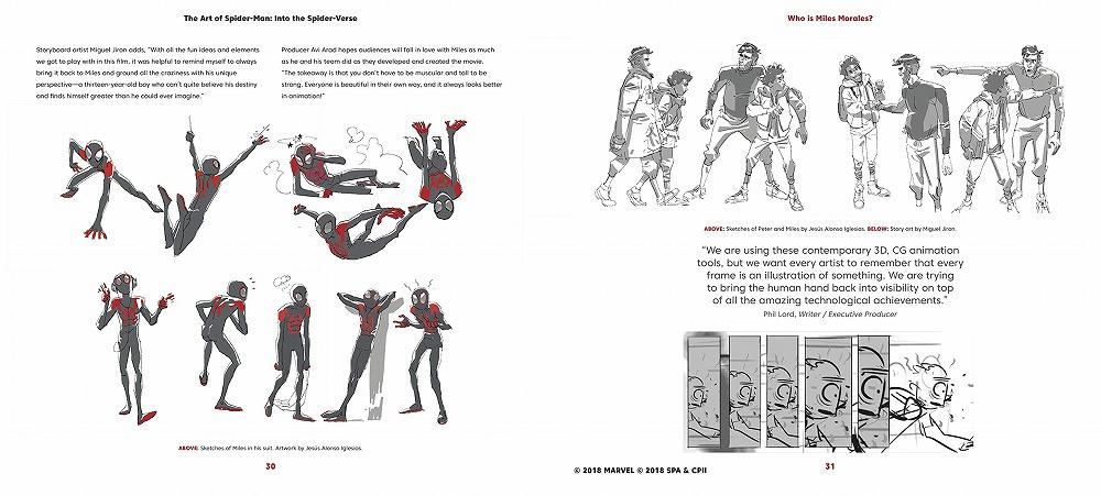 Books Kinokuniya Spider Man Into The Spider Verse The
