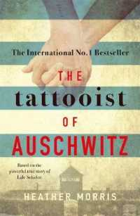 Link to an enlarged image of The Tattooist of Auschwitz
