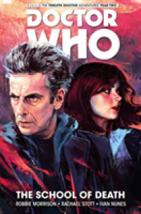 Link to an enlarged image of Doctor Who the Twelfth Doctor 4 : The School of Death (Doctor Who)