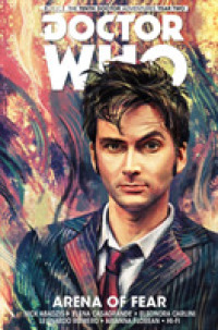 Link to an enlarged image of Doctor Who the Tenth Doctor 5 : Arena of Fear (Doctor Who: the Tenth Doctor)