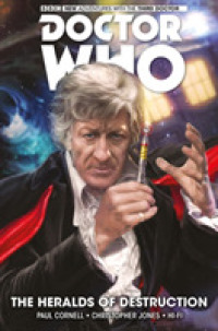 Link to an enlarged image of Doctor Who the Third Doctor 1 : The Heralds of Destruction (Doctor Who: the Third Doctor) (Reprint)