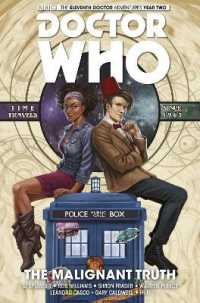 Link to an enlarged image of Doctor Who the Eleventh Doctor 6 : The Malignant Truth (Doctor Who: the Eleventh Doctor)