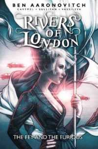 Link to an enlarged image of The Fey and the Furious (Rivers of London)