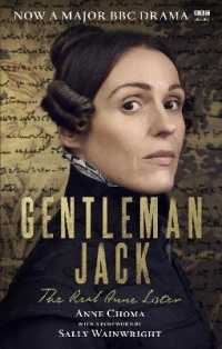 Link to an enlarged image of Gentleman Jack : The Real Anne Lister the Official Companion to the Bbc Series -- Paperback / softback