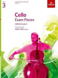 Link to an enlarged image of Cello Exam Pieces 2020-2023, Abrsm Grade 3, Part : Selected from the 2020-2023 syllabus (Abrsm Exam Pieces) -- Sheet music