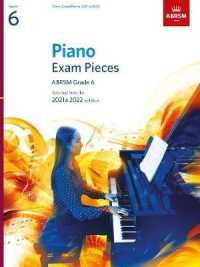 Link to an enlarged image of Piano Exam Pieces 2021 & 2022, Abrsm Grade 6 : Selected from the 2021 & 2022 syllabus (Abrsm Exam Pieces) -- Sheet music