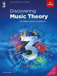 Link to an enlarged image of Discovering Music Theory, the Abrsm Grade 3 Workbook (Theory workbooks (Abrsm)) -- Sheet music