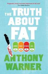 Link to an enlarged image of Truth about Fat -- Paperback