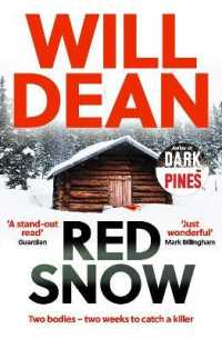 Red Snow : Tuva Moodyson returns in the thrilling sequel to Dark Pines 9781786076175