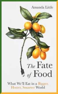 Link to an enlarged image of Fate of Food -- Paperback