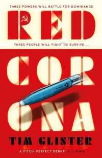 Link to an enlarged image of Red Corona -- Hardback