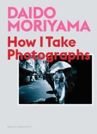 Link to an enlarged image of Daido Moriyama : How I Take Photographs