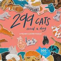 Link to an enlarged image of 299 Cats and a Dog : A Feline Cluster Puzzle (PZZL)