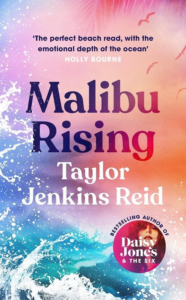 Link to an enlarged image of Malibu Rising -- Paperback (English Language Edition)