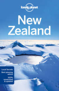 Link to an enlarged image of Lonely Planet New Zealand Aotearoa (Lonely Planet New Zealand) (18th FOL Paperback)