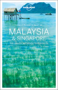 Link to an enlarged image of Lonely Planet Best of Malaysia & Singapore (Travel Guide) -- Paperback / softback