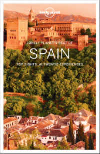 Link to an enlarged image of Lonely Planet Best of Spain (Travel Guide) -- Paperback / softback