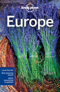Link to an enlarged image of Lonely Planet Europe (Lonely Planet. Europe) (2nd)