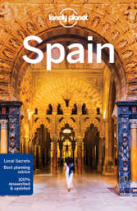 Link to an enlarged image of Lonely Planet Spain (Lonely Planet Spain) (11th FOL Paperback)