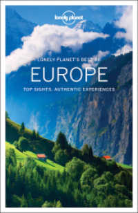 Link to an enlarged image of Lonely Planet Best of Europe (Travel Guide) -- Paperback / softback