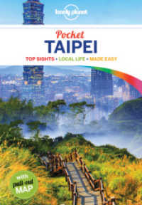 Link to an enlarged image of Lonely Planet Pocket Taipei (Lonely Planet Pocket Guides) (FOL Paperback + MA)