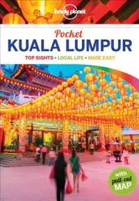Link to an enlarged image of Lonely Planet Pocket Kuala Lumpur : Top Sights, Local Life, Made Easy (Lonely Planet Pocket Guides) (2nd FOL Paperback + )