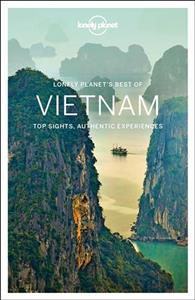 Link to an enlarged image of Lonely Planet Best of Vietnam (Travel Guide) -- Paperback