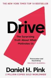 Link to an enlarged image of Drive : The Surprising Truth about What Motivates Us -- Paperback / softback (Main)