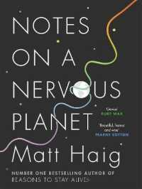 Link to an enlarged image of Notes on a Nervous Planet -- Hardback (Main)