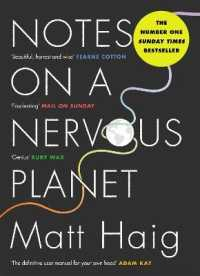 Notes On A Nervous Planet 9781786892690