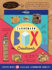Link to an enlarged image of Cardboard Box Creations (Lonely Planet Kids) -- Paperback / softback
