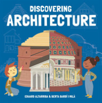 Link to an enlarged image of Discovering Architecture -- Hardback