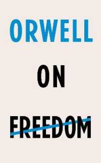 Link to an enlarged image of Orwell on Freedom -- Hardback
