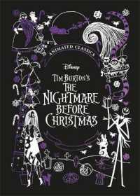 Link to an enlarged image of Disney Tim Burton's the Nightmare before Christmas (Disney Animated Classics) -- Hardback