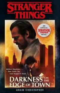 Stranger Things: Darkness on the Edge of Town 9781787462465