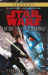Link to an enlarged image of Heir to the Empire : Book 1 (Star Wars Thrawn trilogy) -- Paperback / softback