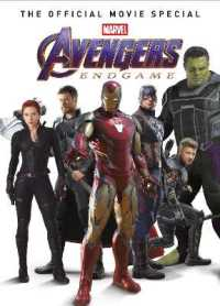 Link to an enlarged image of Avengers : Endgame: the Official Movie Special (Avengers) (Media Tie In)