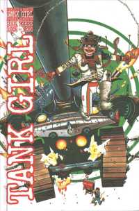 Link to an enlarged image of Tank Girl Full Colour Classics 3 (Tank Girl Full Colour Classics)