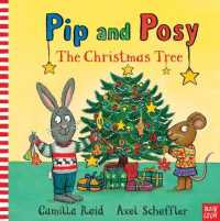Link to an enlarged image of Pip and Posy: the Christmas Tree -- Board book