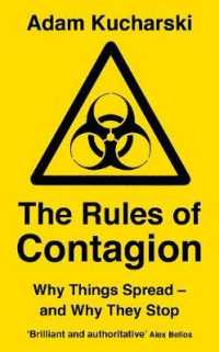 Link to an enlarged image of Rules of Contagion : Why Things Spread - and Why They Stop -- Paperback / softback (Export/Air)