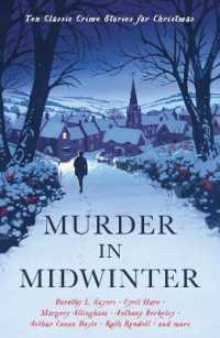 Link to an enlarged image of Murder in Midwinter : Ten Classic Crime Stories for Christmas -- Paperback / softback (Main)